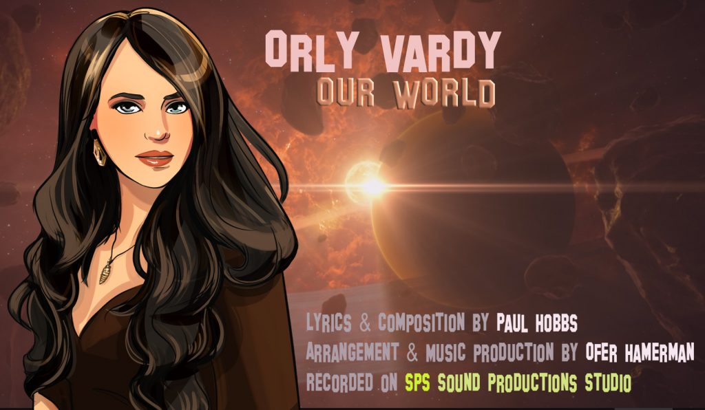 orly vardy - our world